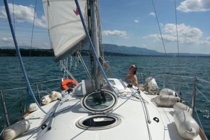 Hire Sailboat BENETEAU FIRST 21 Geneva