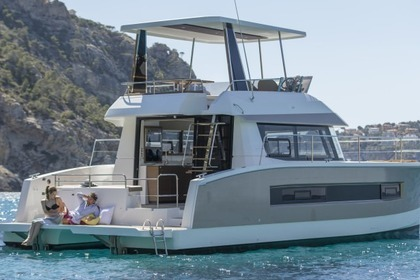 Location Catamaran Fountaine Pajot My 37 Ajaccio