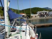Sailboat Dufour 455 Grand Large