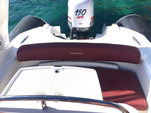 Brig Eagle 6,50 in Ibiza for hire