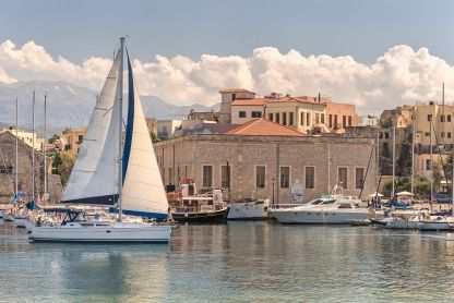 Rental Sailboat Jeanneau Sun Odyssey 40 Chania