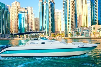 Charter Motorboat Gulf Craft 33 Dubai