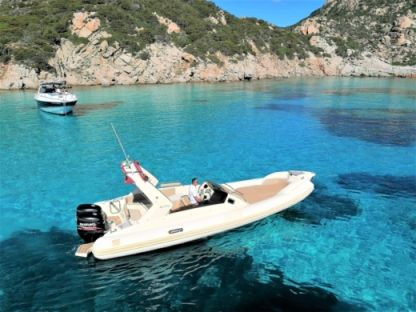 Location Semi-rigide Solemar Offshore 28 New La Maddalena