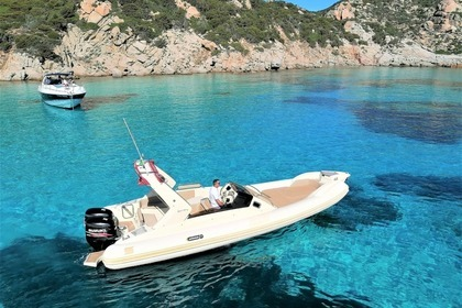 Hire RIB SOLEMAR Offshore 28 NEW Palau