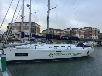 Charter Sailboat Beneteau First 40.7 East Cowes