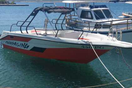 Hire Motorboat Sea Rider 9.7 Starigrad