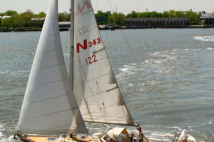 Rental Sailboat Najad Sloop 34 New York