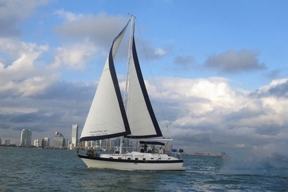 Rental Sailboat lancer 40 Miami