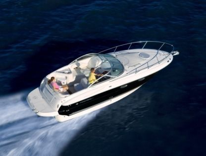 Charter Motorboat Monterey 250 Cr Cannes