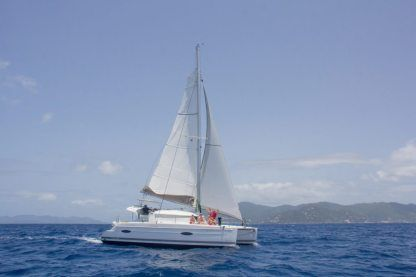 Location Catamaran Fountaine Pajot Lipari 41 Îles Vierges britannique