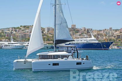 Location Catamaran Lagoon 42 Lavrio