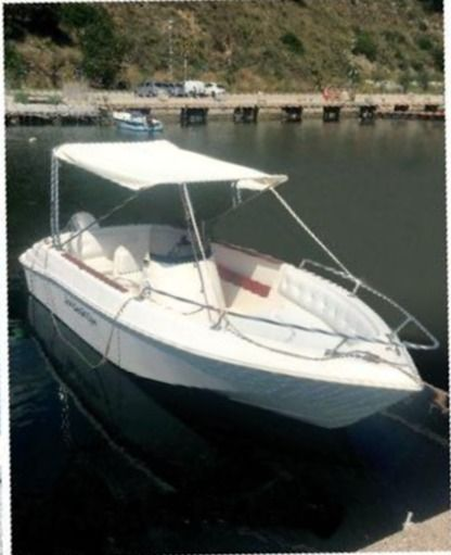 Charter Motorboat First Line 19 Agnone Cilento