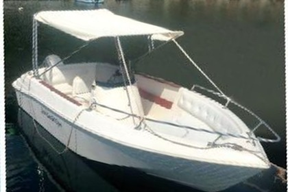 Hire Motorboat First Line 19 Agnone Cilento