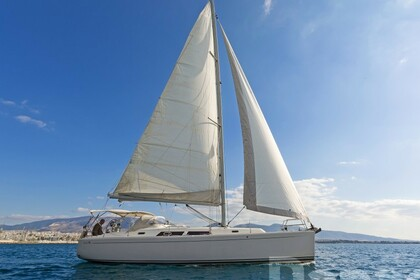 Rental Sailboat HANSE 400 Preveza