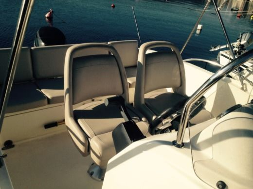 Quicksilver 505 in Trogir for hire