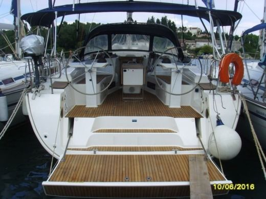 Sailboat Bavaria 45 Cruiser