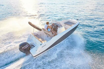 Hire Motorboat Quicksilver Activ 605 Open Trogir