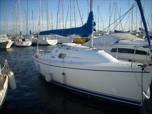 Sailboat Gilbert Marine Gibsea 234 peer-to-peer