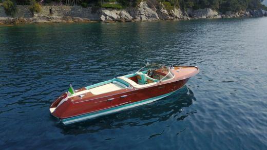 Noleggio riva aquarama special a portofino click boat for Motoscafo riva aquarama