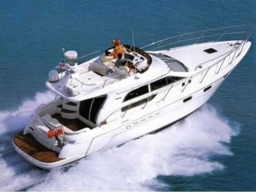 SEA LINE 44 F in Empuriabrava for hire