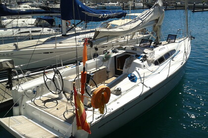 Charter Sailboat DEHLER 41 Playa Blanca