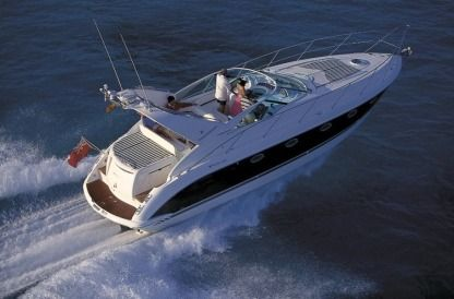 Rental Motorboat Fairline Targa 40 Valencia