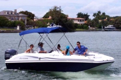 Rental Motorboat hurricane 20 hurricane North Bay Village