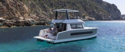 Charter Motorboat Fountaine Pajot Motor Yacht 37 Marsh Harbour