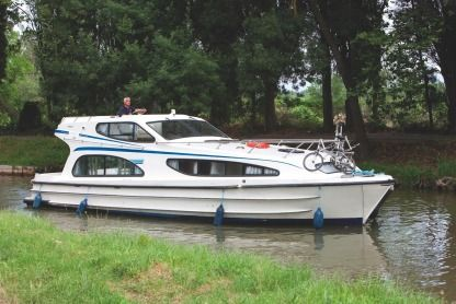 Rental Houseboat Porter & Haylett Caprice Carrick-On-Shannon