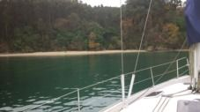 One Day Sailing On 12M Itaca en Sada en alquiler