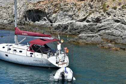 Hire Sailboat DUFOUR Gib Sea 43 Marina di Casalvelino