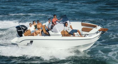 Charter Motorboat Beneteau Flyer 8 Spacedeck -2019- Cambrils