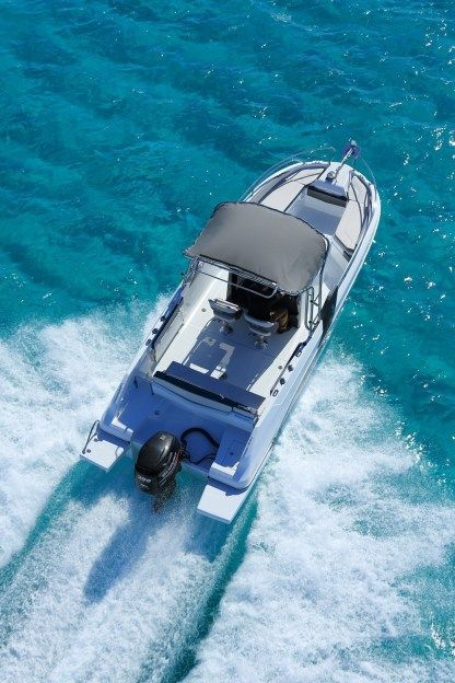 Charter Motorboat Beneteau Flyer 7.7 Spacedeck Split