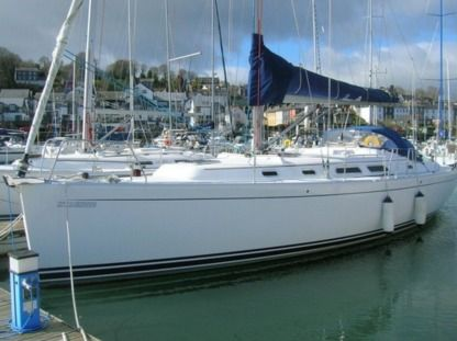 Rental Sailboat Hanse 40 Kinsale