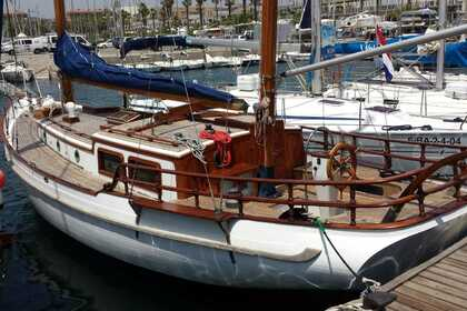 Alquiler Velero William Garden Formosa 41 Barcelona
