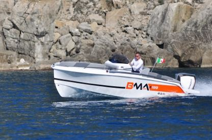 Charter Motorboat Bma X199 Cassis