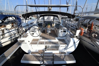 Rental Sailboat BENETEAU OCEANIS 45 Corfu