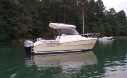Rental Motorboat Passport 530 Fishmate Bono