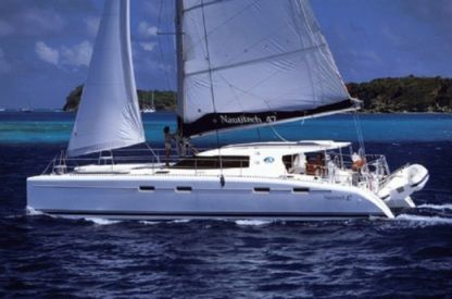 Rental Catamaran Nautitech 46 Laurium
