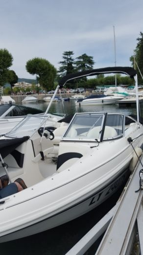 Motorboat LARSON 180sport for hire