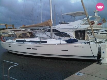 Rental Sailboat Dufour 405 Gl P Valencia
