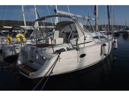 Charter Sailboat Elan 384 Impression Punat