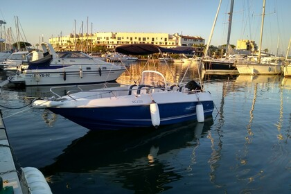 Charter Motorboat QUICKSILVER Commander 500 Cogolin