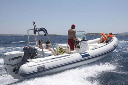 Hire RIB Northstar 6,5 Piraeus