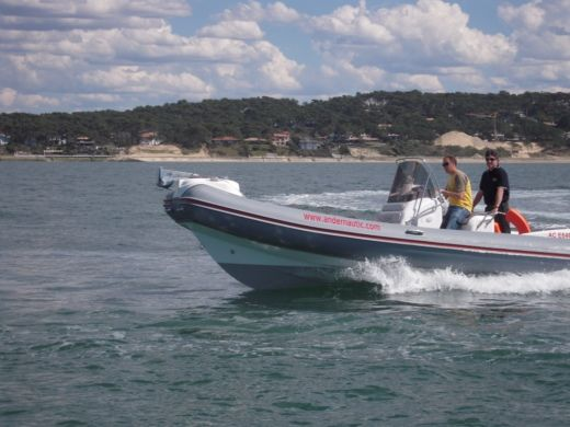 RIB NUOVA JOLLY MARINE King 750 peer-to-peer