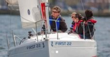 Beneteau First 22 in San Francisco