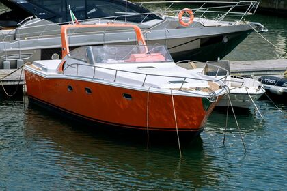 Hire Motorboat stc engineering gagliotta 34 Vibo Marina