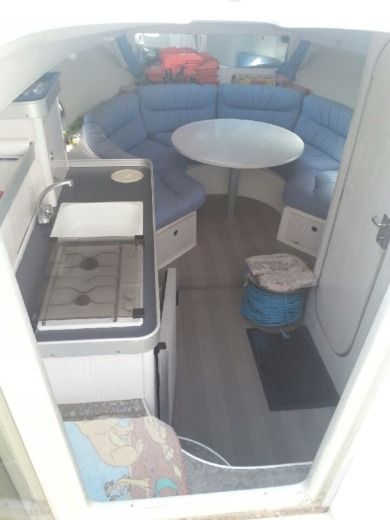 Motorboat BENETEAU Flyer 8 peer-to-peer