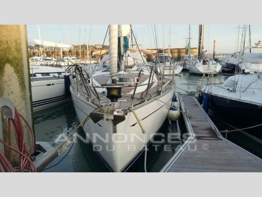 JEANNEAU Sun Odyssey 40 in Granville for hire