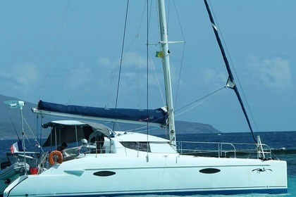 Location Catamaran FOUNTAINE PAJOT LAVEZZI 40 Pointe-à-Pitre